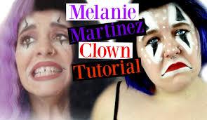 halloween makeup palette melanie martinez pity party clown makeup tutorial halloween