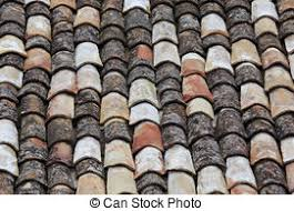 Barrel Tile Roof Stock Photography Of Barrel Tile Roof Detail Detail Of An