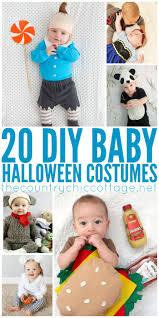 monsters inc infant halloween costumes easy diy baby halloween costumes