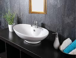 waschbecken design design keramik waschschale oval aufsatz waschbecken waschtisch