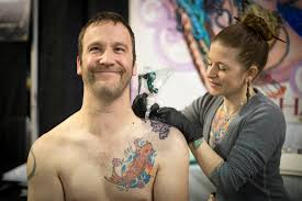 tattoo artists leave an indelible impression startribune com