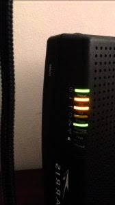 arris surfboard sb6141 blinking lights red light flashing on motorola sb6141 cable modem youtube nice
