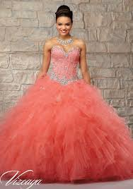 coral pink quinceanera dresses 2017 coral royal blue quinceanera dress sweetheart with crystals