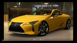 lexus yellow lexus lc500 u002717 gran turismo wiki fandom powered by wikia