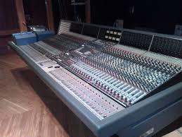Studio Mixing Desks by Used U0026 Vintage Recording Consoles
