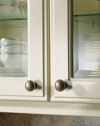 White Kitchen Cabinet Knobs by Pictures Of Kitchens Traditional Off White Antique Kitchens
