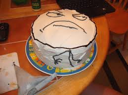 Meme Cake - yea i think i could actually make this cakes pinterest cake