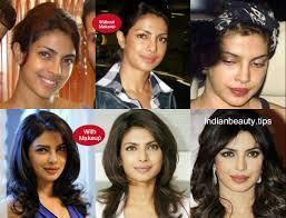 priyanka chopra without makeup