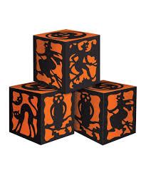 vintage halloween favor boxes
