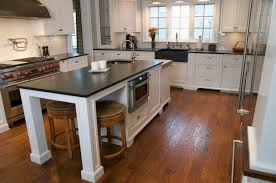 slate countertop custom kitchen in libertyville traditional kitchen chicago