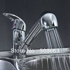 wholesale kitchen sinks and faucets promotions wholesale pull out chrome basin faucet kitchen sink