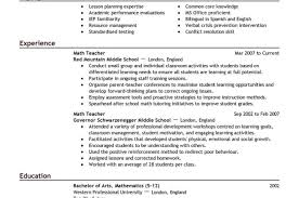 resume resume template google doc software engineer cv template
