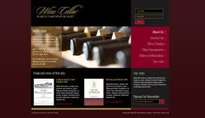 wine brochure template wine magento template templates master