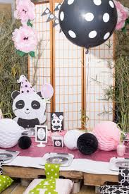 Birthday Party Decorations In Home Best 25 Panda Decorations Ideas On Pinterest Panda Party Panda