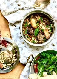 cuisine ile maurice briani de boeuf spécialité de l île maurice épicée très appréciée