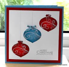 123 best su ornament punch u0026 stamp images on pinterest holiday