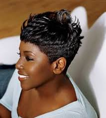 short hairstyles for black women spiked on top small curls in back and sides of hair 5771 best status crave images on pinterest hair cut black