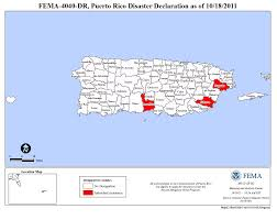 Where Is Puerto Rico On The Map Puerto Rico Tropical Storm Maria Dr 4040 Fema Gov