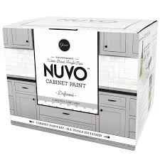 is nuvo cabinet paint giani nuvo cabinet satin cabinet driftwood interior paint kit