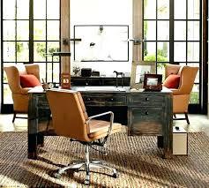 bureau chene massif moderne bureau chene massif moderne design belles propositions