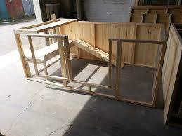 Outdoor Rabbit Hutch Plans Rabbit Accommodation Ideas The Littlest Rescue