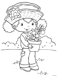 girls coloring printable pages omeletta