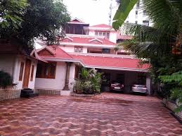 5000 Sq Ft House by Luxurious 5 Bedroom Mansion Of 5000 Sq Ft At Pattom Trivandrum
