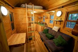 120 sq ft tiny house couple escapes to the mountains to build a home
