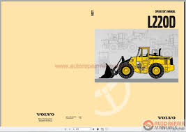 volvo wheel loader l220d operator manual auto repair manual