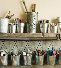 rangement stylo bureau 20 idées originales pour ranger bureau à la maison