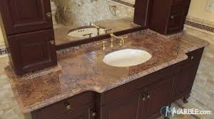 Brown Bathroom Cabinets by Bathroom Galleries And Countertop Design Ideas