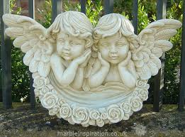 bowl garden ornament garden ornaments find cherub