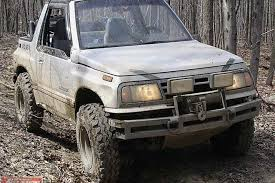 chevy tracker 1990 readers rides september 2005 1990 geo tracker 1973 jeep cj 5