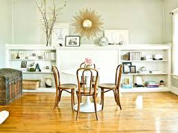 casual dining room vintage decor house interior and furniture