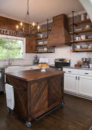 natural wood kitchen island love it or lose it natural wood in the kitchen simple stylings