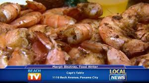 Captain S Table Panama City Margit Bisztray Visits Capt U0027s Table Local News Tripsmarter Com