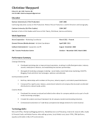 Examples Of Cosmetology Resumes by Beauty Salon Manager Resume Sample Corpedo Com