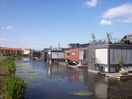 floating houses prof chang ho moon of the kunsan national university
