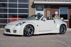 nissan 350z convertible 2005 nissan 350z fast lane classic cars
