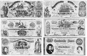 Black Flag Money File Confederate Currency Notes 6 Jpg Wikimedia Commons