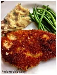 easy chicken schnitzel recipe cooking light food fox recipes