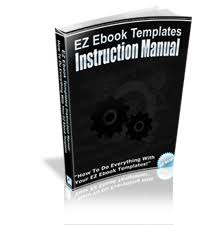 products ez ebook templates