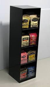 Amazon Organizer Amazon Com 8 Flavor Tea Rack Coffee Counter Organizer 224 Total