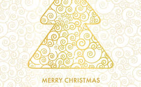 gold christmas christmas background