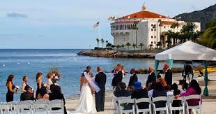 venues in island descanso club santa island weddings avalon