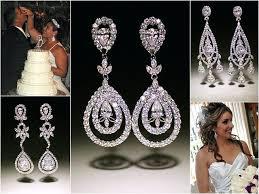 rhinestone chandelier earrings diamond chandelier earrings for wedding gorgeous wear again bridal
