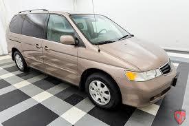 2003 honda odyssey minivan 2003 used honda odyssey ex l at cosmo motors serving hickory nc