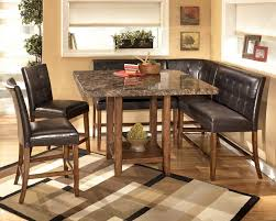 leather corner bench dining table set elegant kitchen with fabulous corner nook kitchen table faux