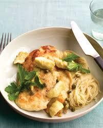 Main Dish Chicken Recipes - quick chicken recipes martha stewart