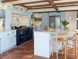 beautiful blue country kitchen kitchen blue country kitchen